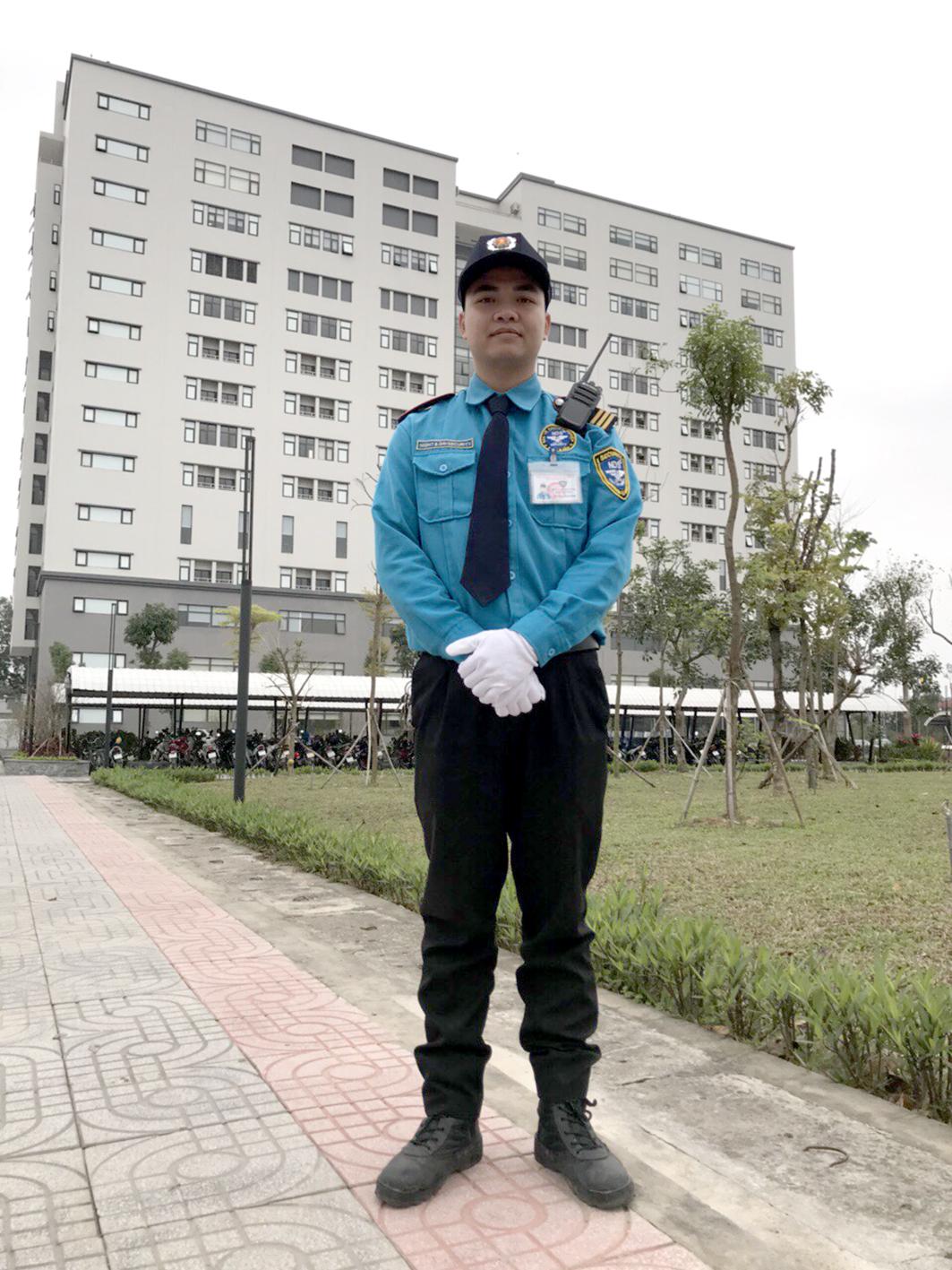 bảo vệ tại HCM 2