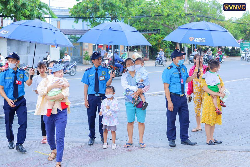 Nhân viên bảo vệ Ngày và Đêm tại Công ty cổ phần Vacxin Việt Nam