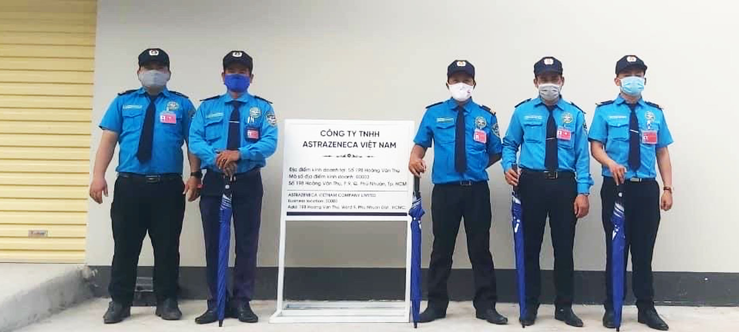 First batch of Covid-19 vaccine arrives in Vietnam with Night & Day Security