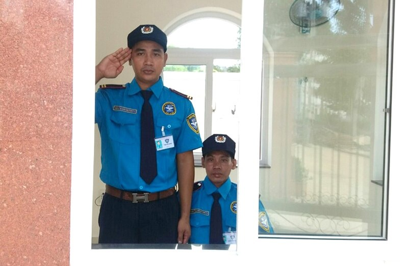 Cung cấp dịch vụ bảo vệ tại Côn Đảo