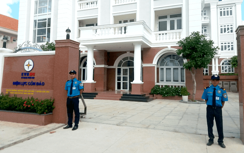 Night & Day Security Provides Security Guard Services in Con Dao Isle, Vietnam