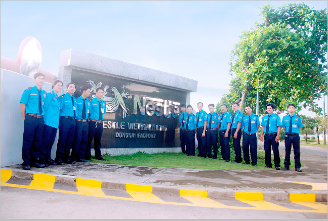 NIGHT & DAY SECURITY COMPANY Vietnam security